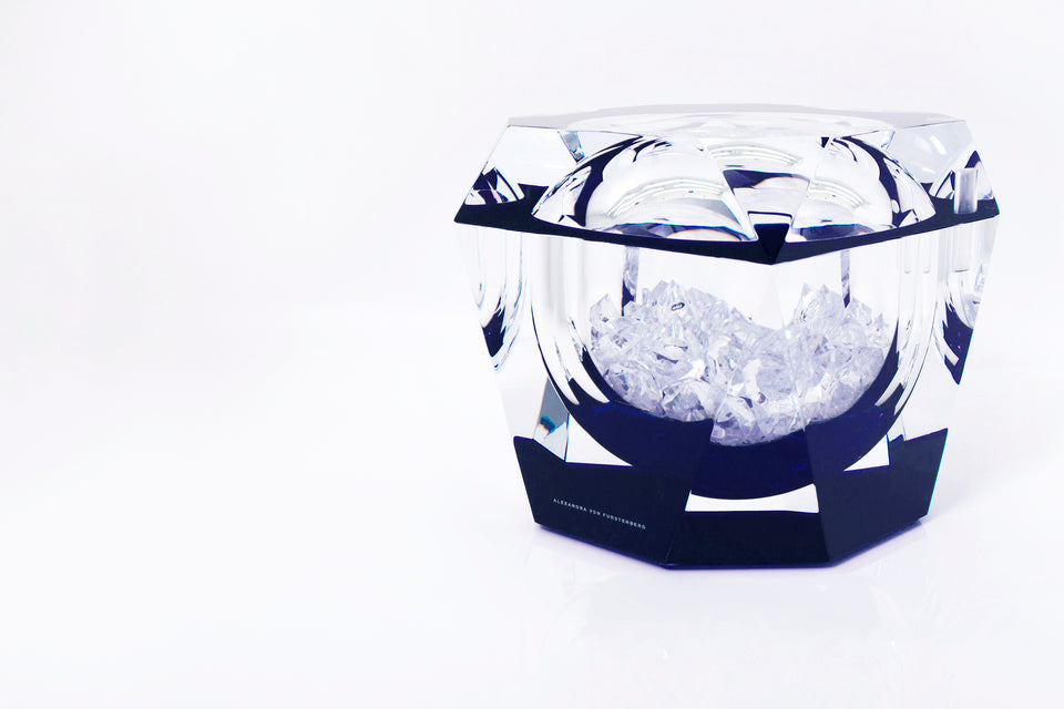 Ice Bucket 2.0 in Sapphire - Limited Edition