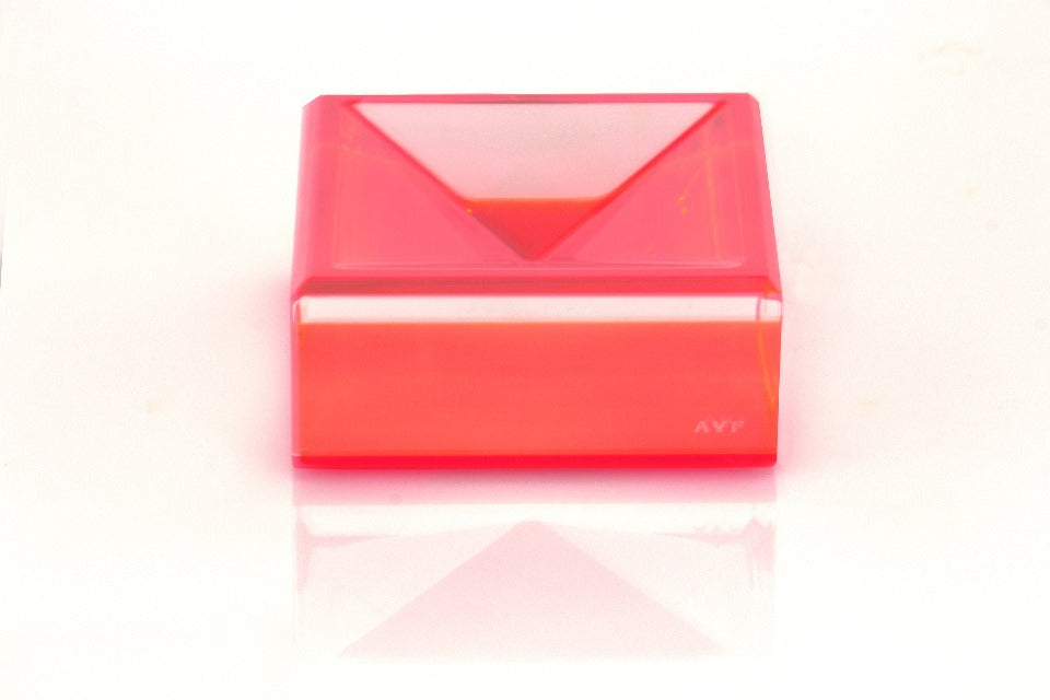 Square Mini Bowl in Pink
