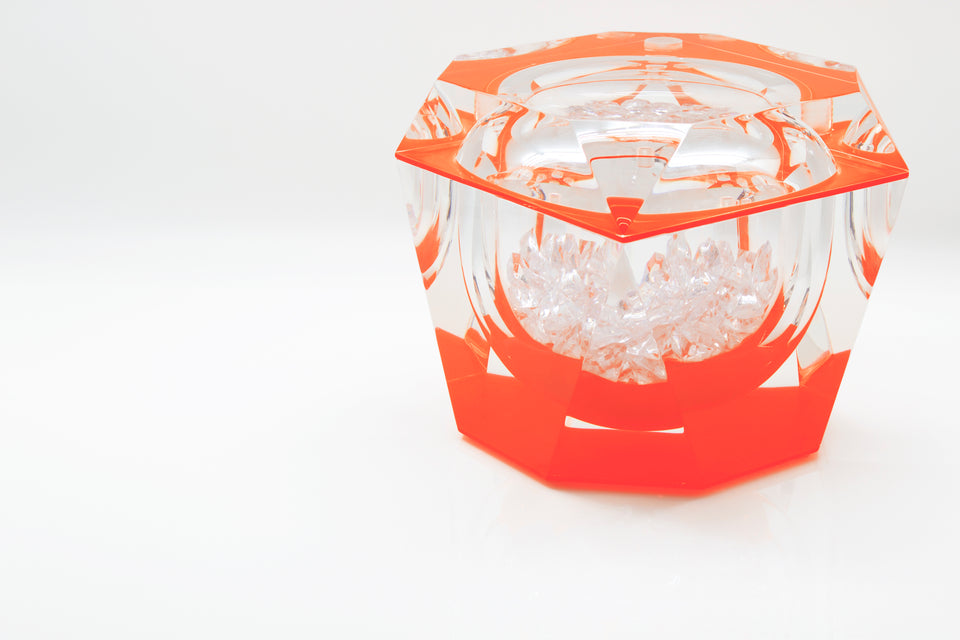 Ice Bucket 2.0 in Orange