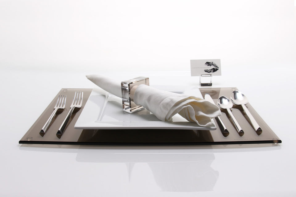 Rectangle Placemat in Bronze