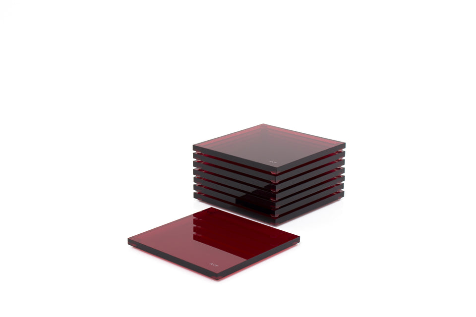 Coaster Set in Ruby
