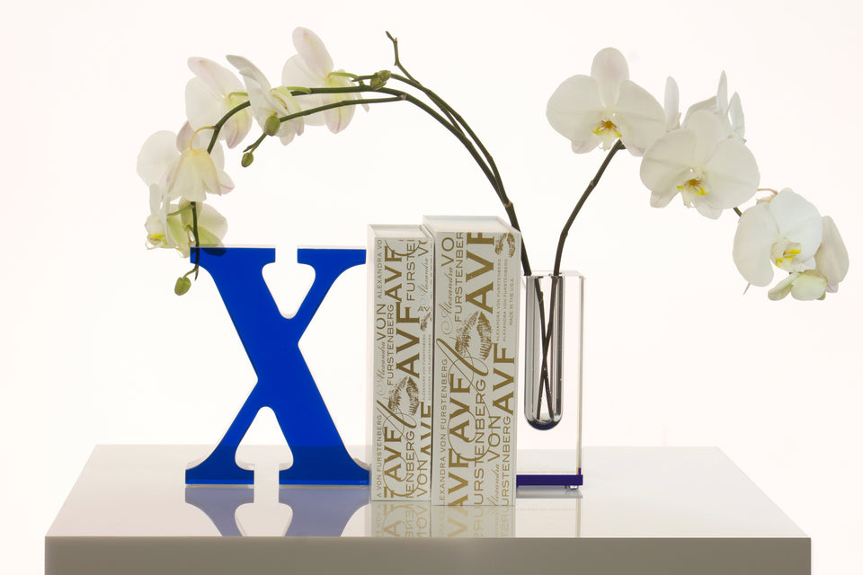 X Objet in Sapphire, Limited Edition
