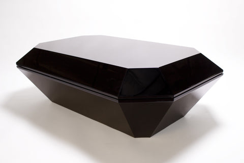 Bullet Coffee Table - Solid