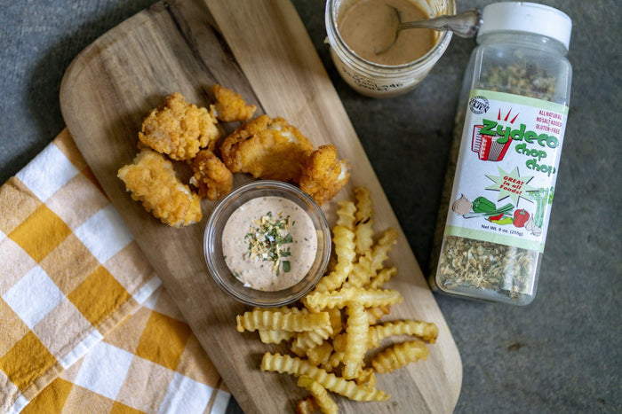 Zydeco Chop Chop Remoulade Sauce