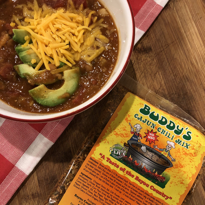 Buddy's Chili