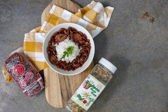 Zydeco Red Beans and Rice
