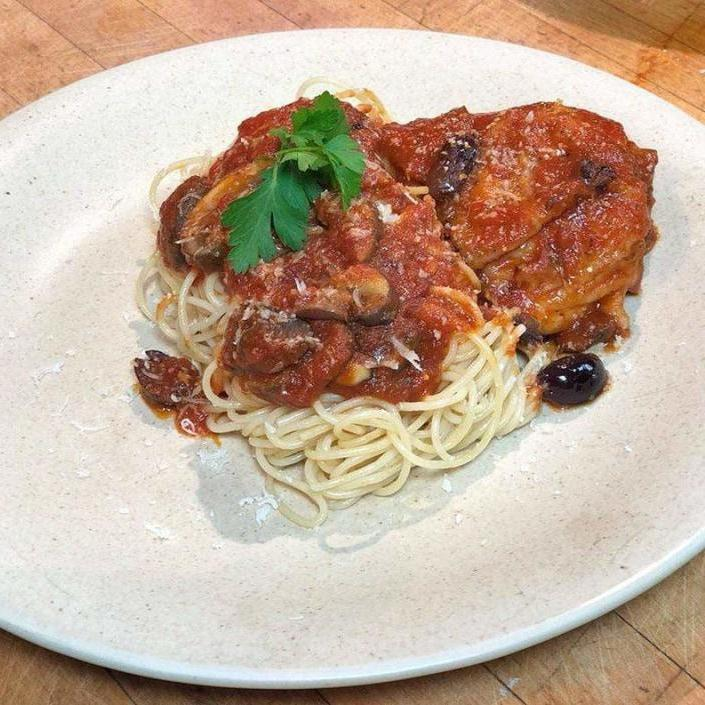 Chicken Cacciatore-Cajun Crate & Supply
