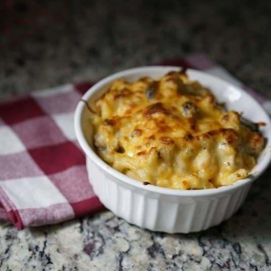 Crawfish Mac & Cheese-Cajun Crate & Supply