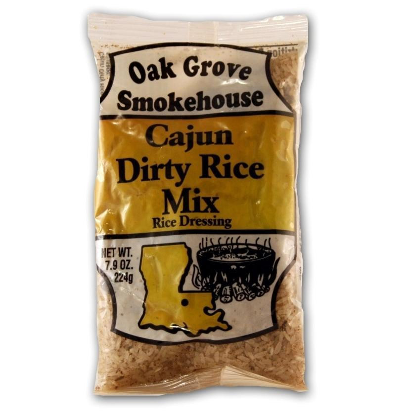 Oak Grove Dirty Rice Inspiration