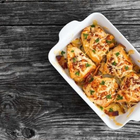 Sicilian-Style Baked Chicken Breast Recipe-Cajun Crate & Supply