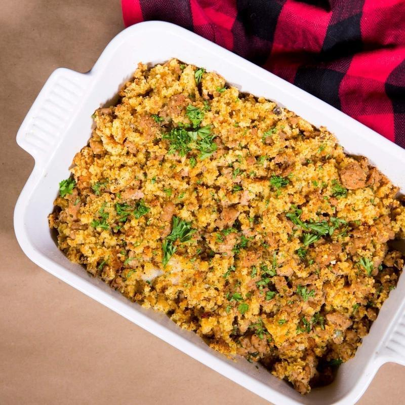 Zydeco Chop Chop Corn Bread Dressing-Cajun Crate & Supply