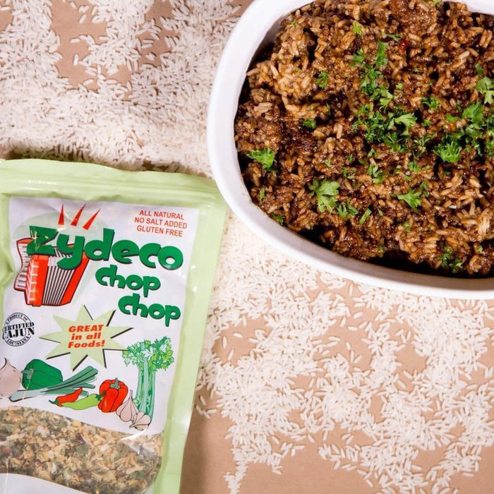 Zydeco Chop Chop Rice Dressing-Cajun Crate & Supply