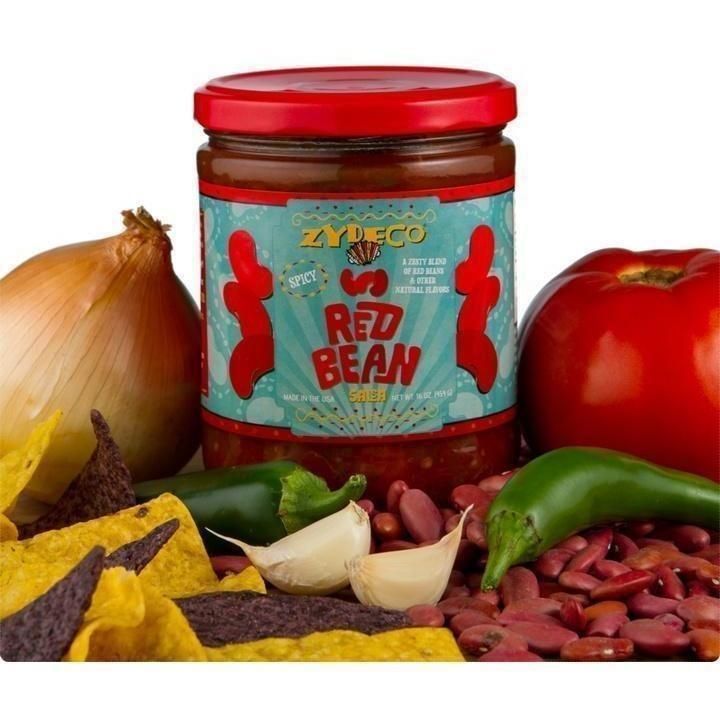 Zydeco Red Bean Salsa Taco Soup