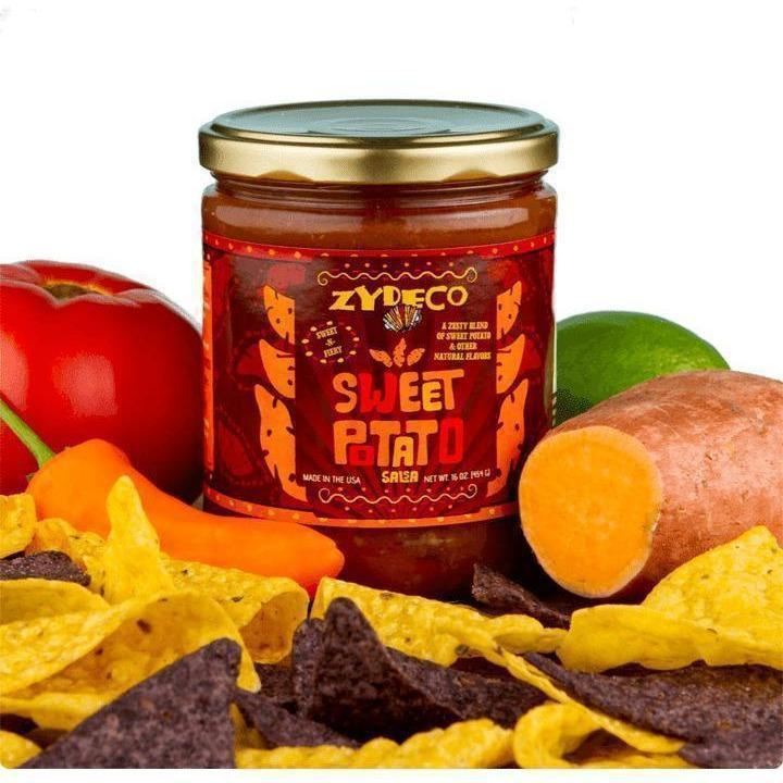 Zydeco Sweet Potato Salsa Recipes