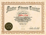 29.  NGA MASTER FITNESS TRAINER COURSE - USB Flash Drive