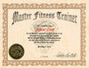 34.  NGA MASTER FITNESS TRAINER - Retest