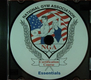 41.  NGA ESSENTIAL TRAINING PRINCIPLES DVD
