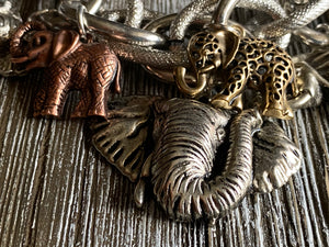 New Elephants, New Charm