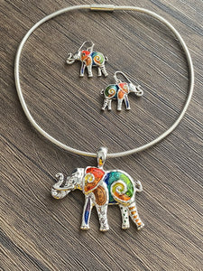 Eclectic Ethnic Elephants