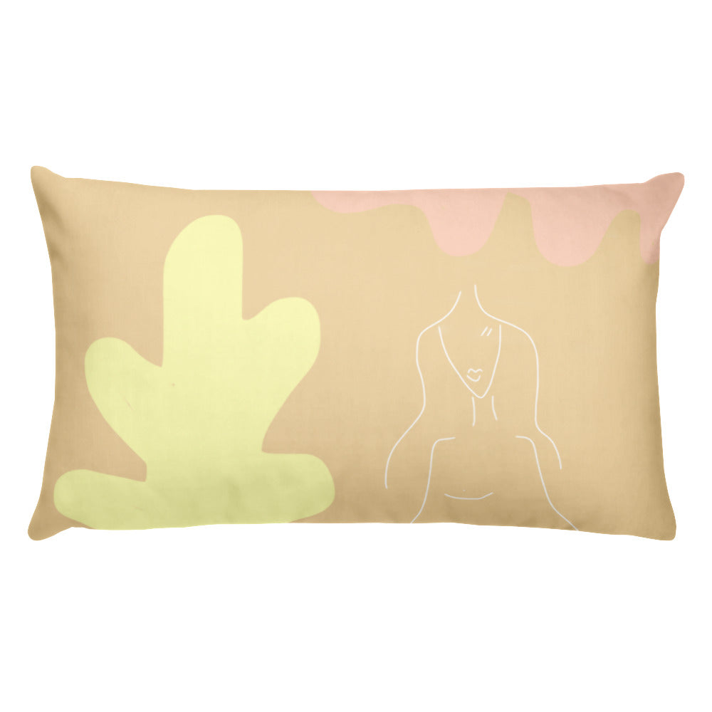 BB Bush Accent Pillow