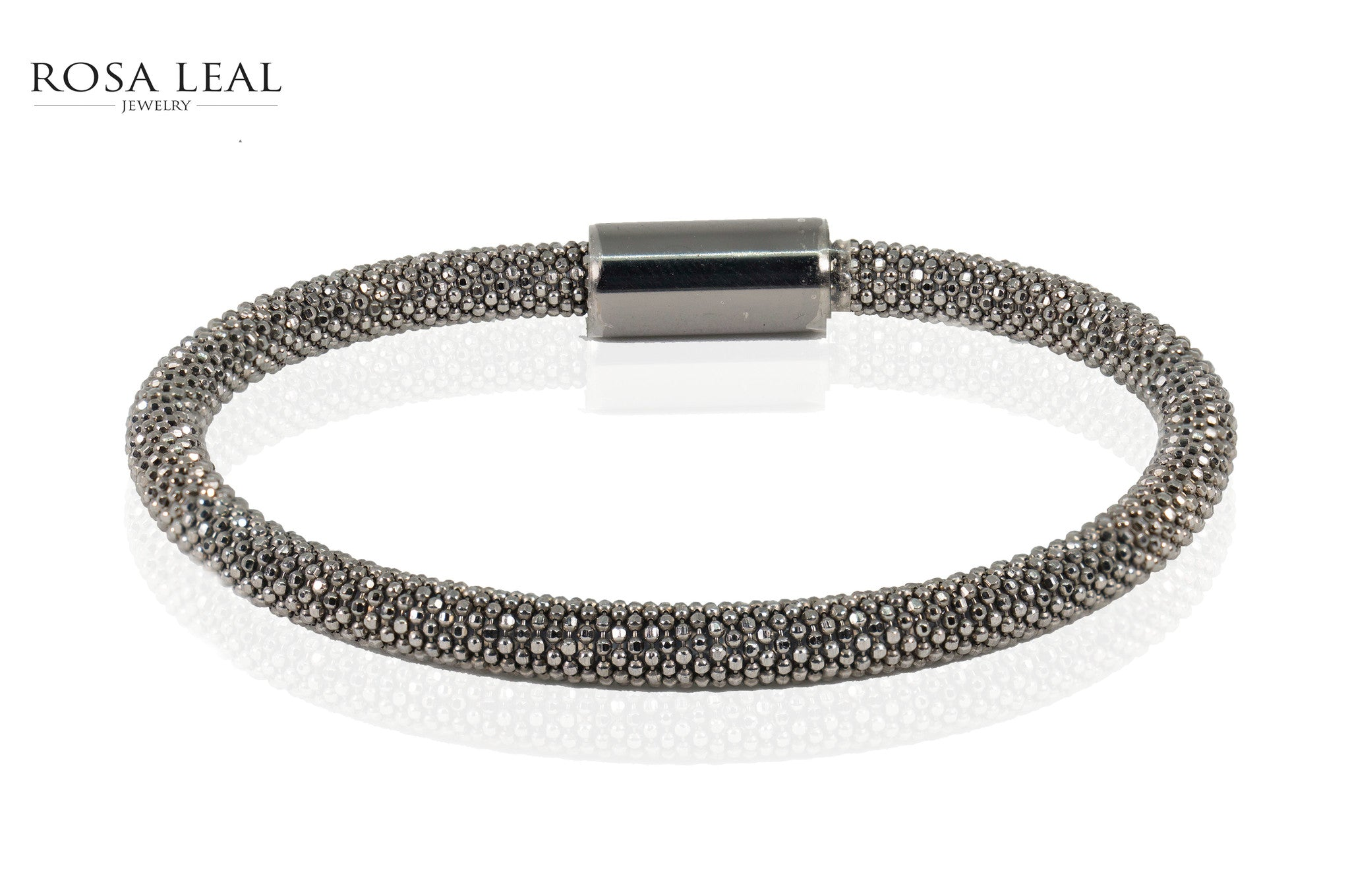 steel tiger leo plated eye beads bracelet stainless and products divider rhodium stone with bracelets milano
