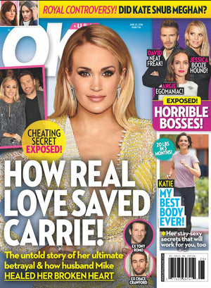 OK Magazine USA - June 2018