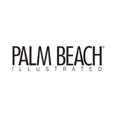 Palm Beach Illustrated Magazine Logo