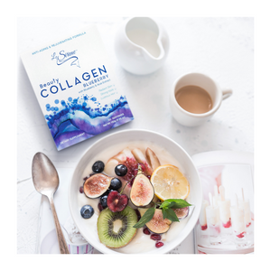 Blueberry Beauty Collagen - Forever Young Duo - La Sirene Beauty Marine Collagen,