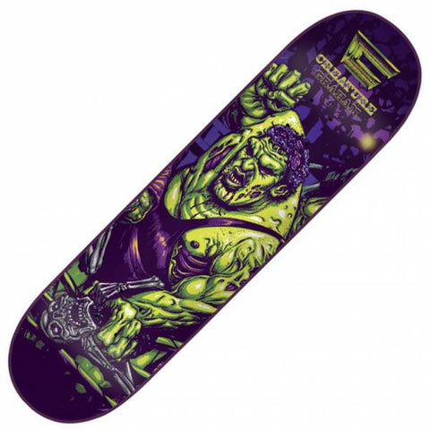 Creature Graham Creaturemania Skateboard Deck
