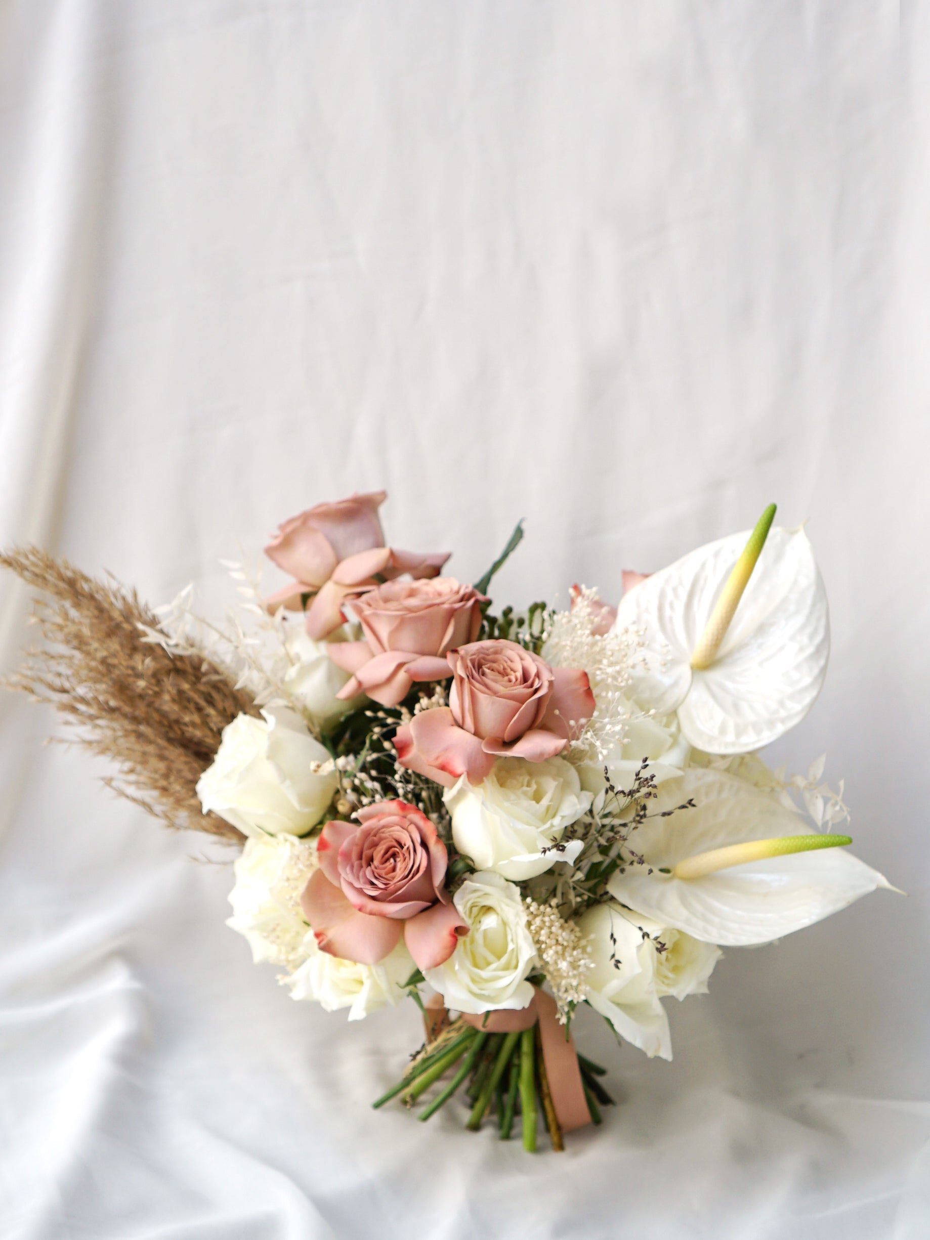 Bridal Bouquet - Dusty