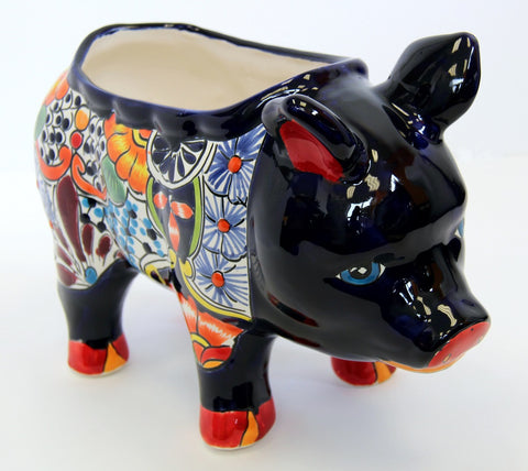 Little Pig Planter, Puebla Colour