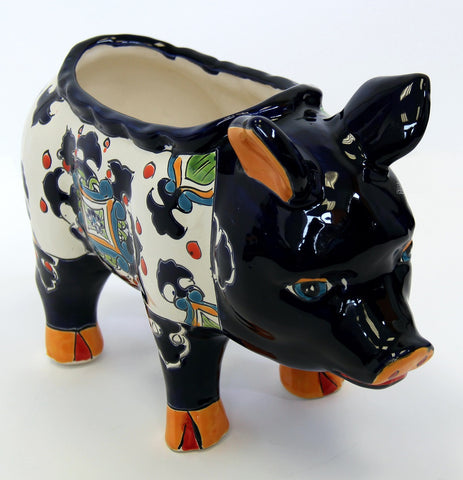 Little Pig Planter, Roman Colour