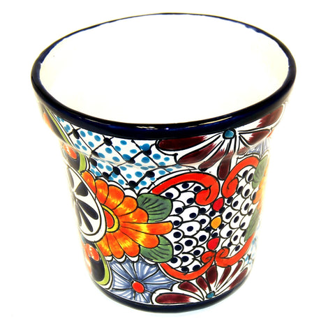 Extra-Small Silao Pot #5 - Puebla Colour
