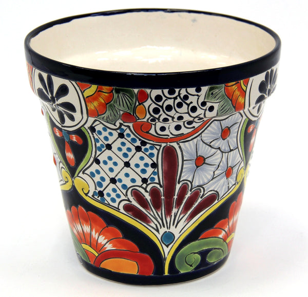 Medium Silao Pot #7 - Puebla Colour