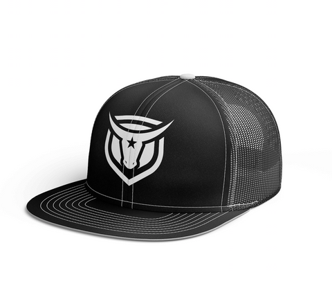 Austin Elite Rugby - Black and White Cap