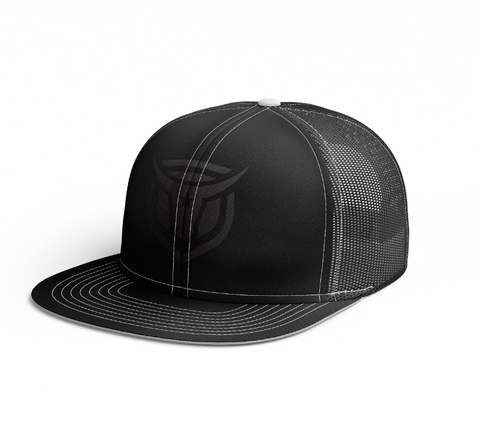 Austin Elite Rugby - Black and Black Cap
