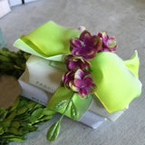One-of-a-Kind Decorative Flower French Hand Soap - Gift Set