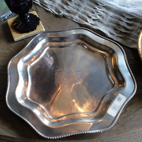 Colbert Silver Dinner Plate Charger