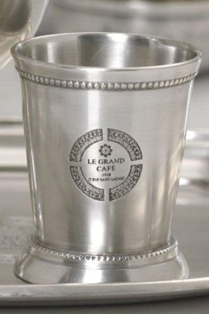 Le Grand Café - Mint Julep Cup