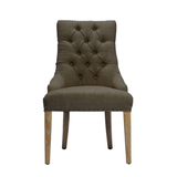 SK Collection Chairs | ALBERT ARM CHAIR in Brown