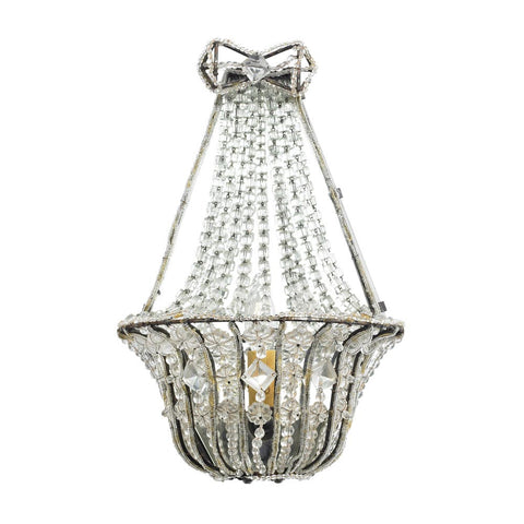 CANOPY DESIGNS Crystal Atelier Wall Sconces