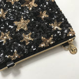 Kids Bag - Sequin Party Clutch or Makeup Bags - Assorted