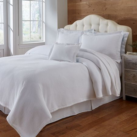 Blair Egyptian Cotton Coverlets - Assorted Colors