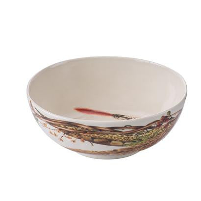 "Juliska ""Forest Walk"" - Ceramic 10"" Serving Bowl"