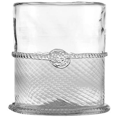 "Juliska ""Graham"" Double Old Fashioned Glass"