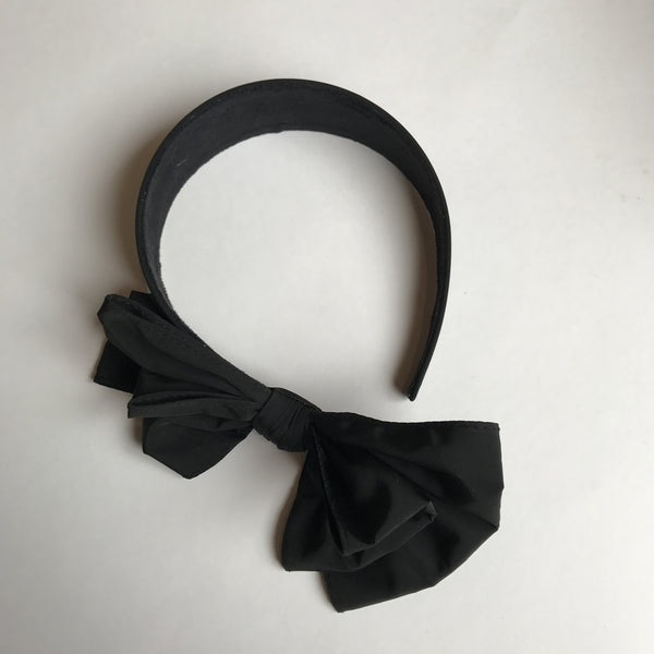 Hairbands - Side Bow (Assorted Colors)