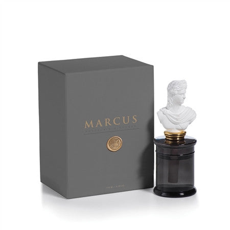 Bust Porcelain Diffuser - Marcus / Peppered Smoke Fragrance