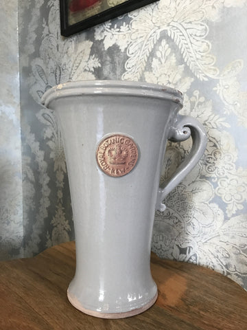 Light Grey Jug Vase - Medium