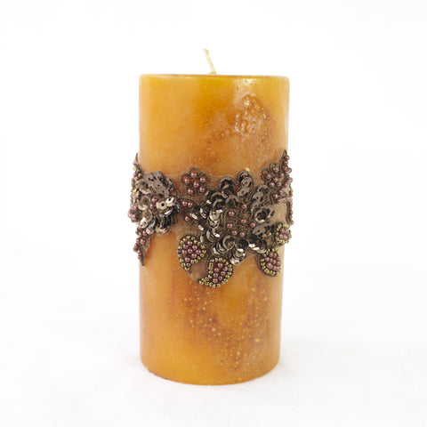 "SK Collection Candle ""Orange Bliss"""