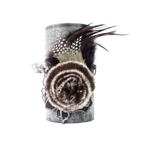 "SK Collection Candle ""Feathers & Fur"""
